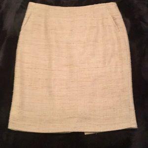 Trina Turk silk pencil skirt